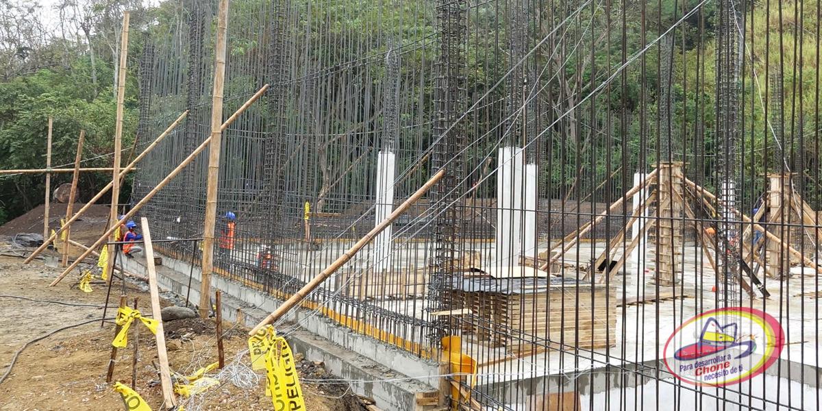 A buen ritmo se construyen los tanques reservorios del agua potable