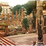 Foro de Roma - https://www.flickr.com/people/152902357@N06/