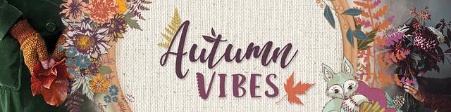Autumn Vibes Banner