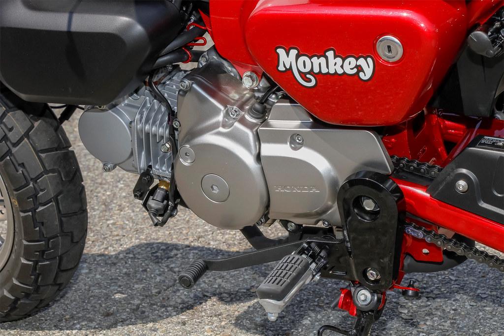 Honda Monkey 125 2018 - 10