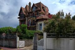 Дом. Довиль, Франция