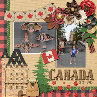Credits: Best of Canada by Magical Scraps Galore
