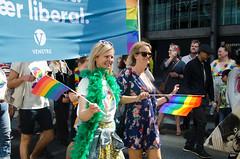 Venstre i Pride