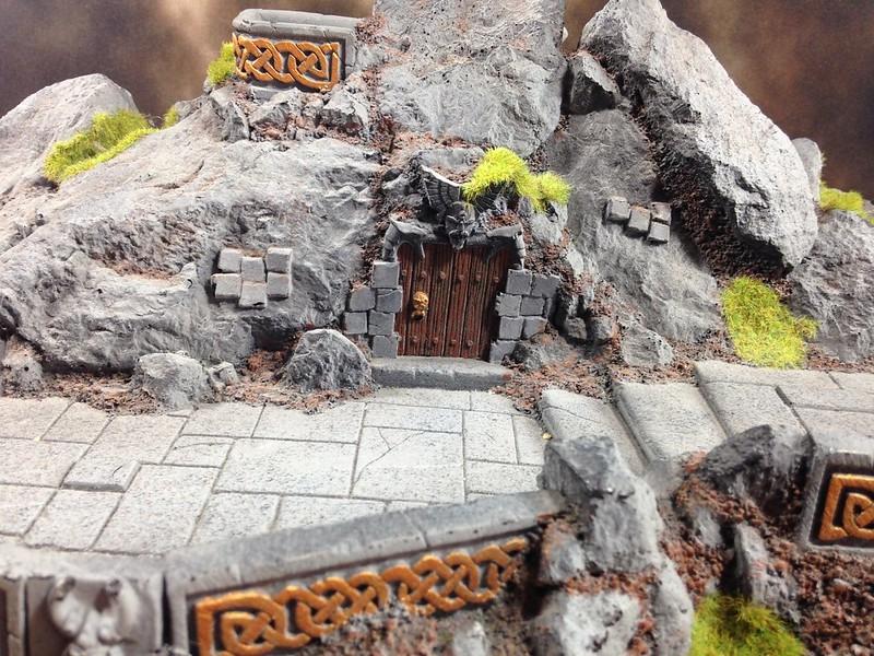 [Nain] Le Dwarf Mountain Stronghold 42322374535_928a2374da_c