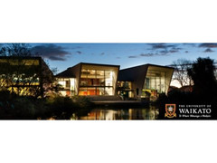 University of Waikato Doctoral Research Award Australia 2018