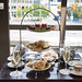 Moët & Chandon Champagne and Afternoon tea for two with a view of downtown Ottawa