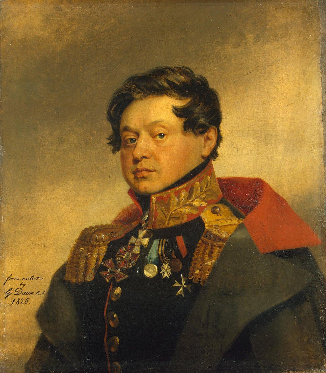 Мосолов, Фёдор Иванович