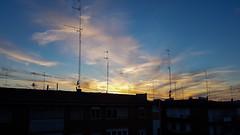 V. Sunset