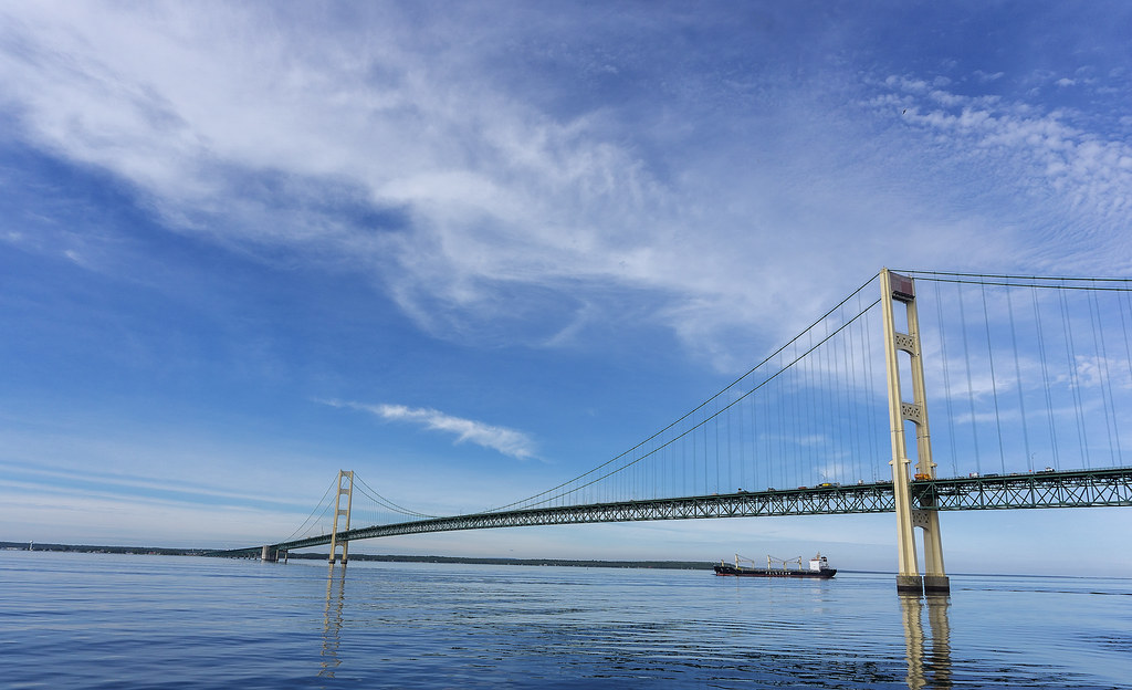 The Mackianc Bridge
