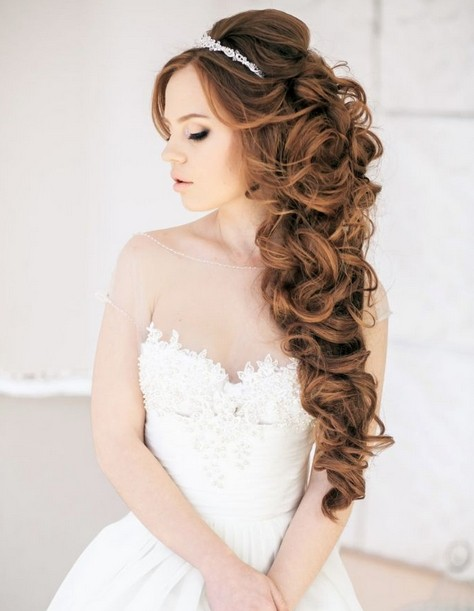 Most previewed Wedding Hairstyles In 2018 -Discover Trends 9