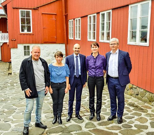 Global Forum launches an Induction Programme for the Faroe Islands for implementation of the international tax transparency standards