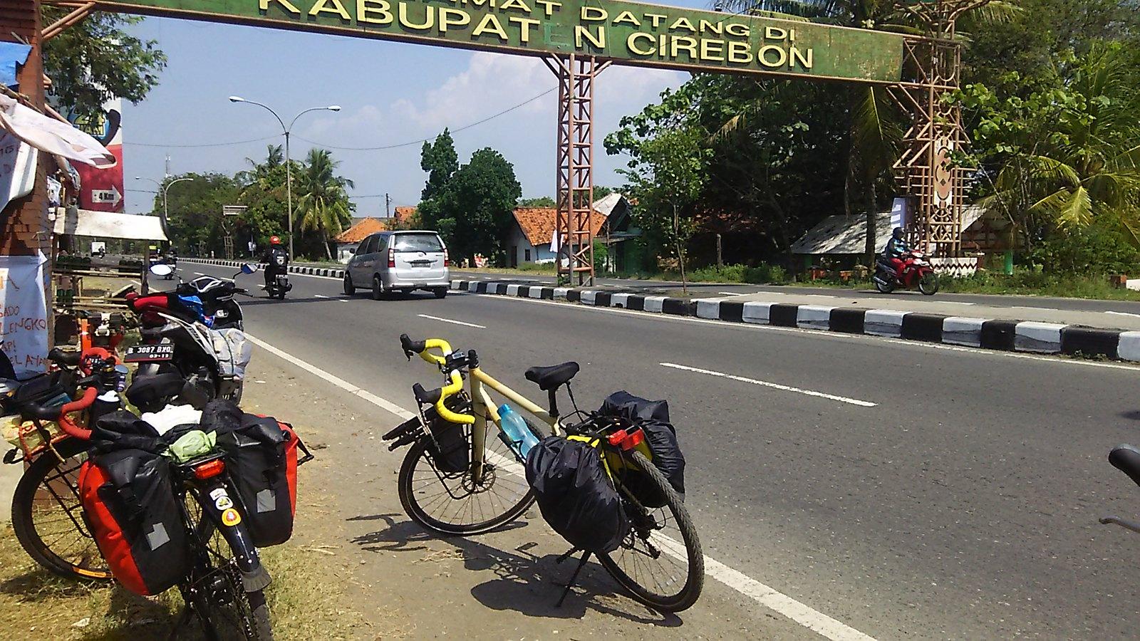 Sampai di Cirebon