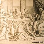 Giulio Romano, Cristo nella casa del Fariseo, Stampe del 1974 , - https://www.flickr.com/people/35155107@N08/