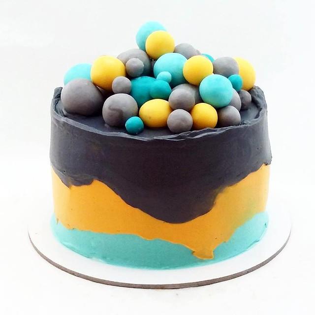 Cake by Mokpo Creative Cakes