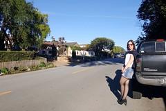 Una argentina en Carmel-by-the-Sea.