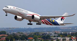 AIRBUS A350-941 (MSN 0213)