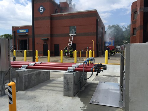 Water Reuse at FDNY Fire Academy