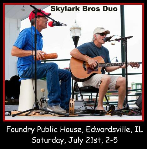 Skylark Bros Duo 7-21-18