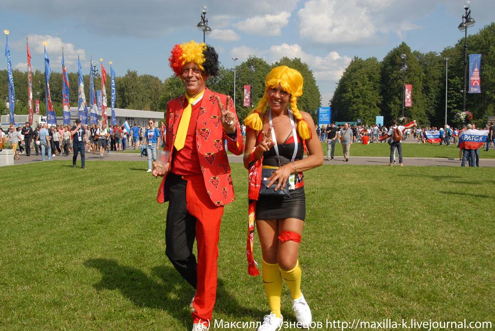 Belgians in St. Petersburg