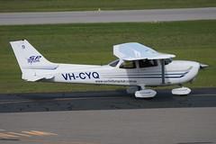 VH-CYQ - Cessna 172S Skyhawk SP - Curtin Flying Club
