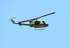 Huey Chopper; Albuquerque NM Tingley Ponds Park [Lou Feltz