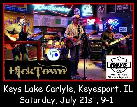 HickTown 7-21-18