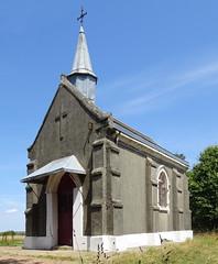 Nielles-les-Blequin la chapelle Notre-Dame du Mont (1)