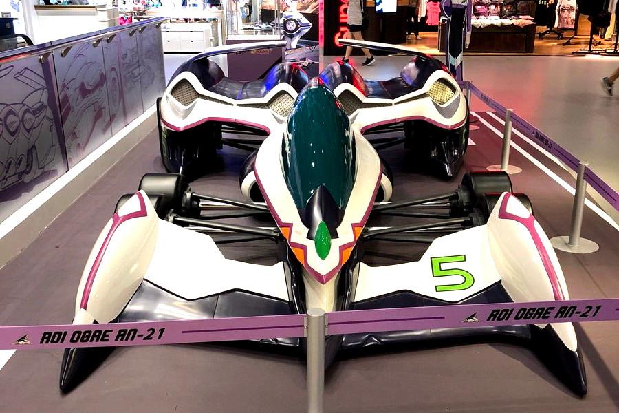 Cyber Formula HK2018-08