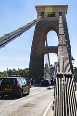 Clifton Suspension Bridge & Avonmouth Gorge