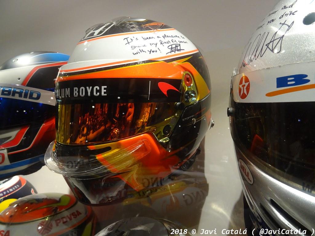 Museo Y Circuito Fernando Alonso : Mini casco museo y circuito fernando alonso