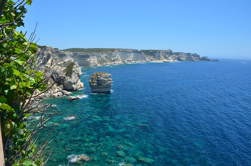 Corsica, Bonifacio #France