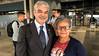 Visita ao ex-presidente Lula em Curitiba