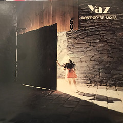 YAZ:DON'T GO(JACKET A)