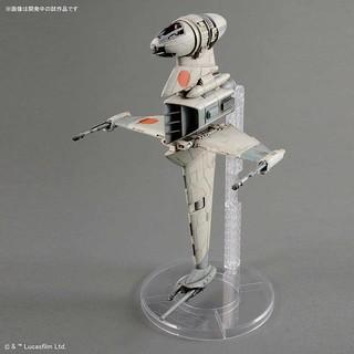 星際大戰組裝模型系列 – 1/72 比例《星際大戰六部曲:絕地大反攻》B翼戰機!Bウイング・スターファイター
