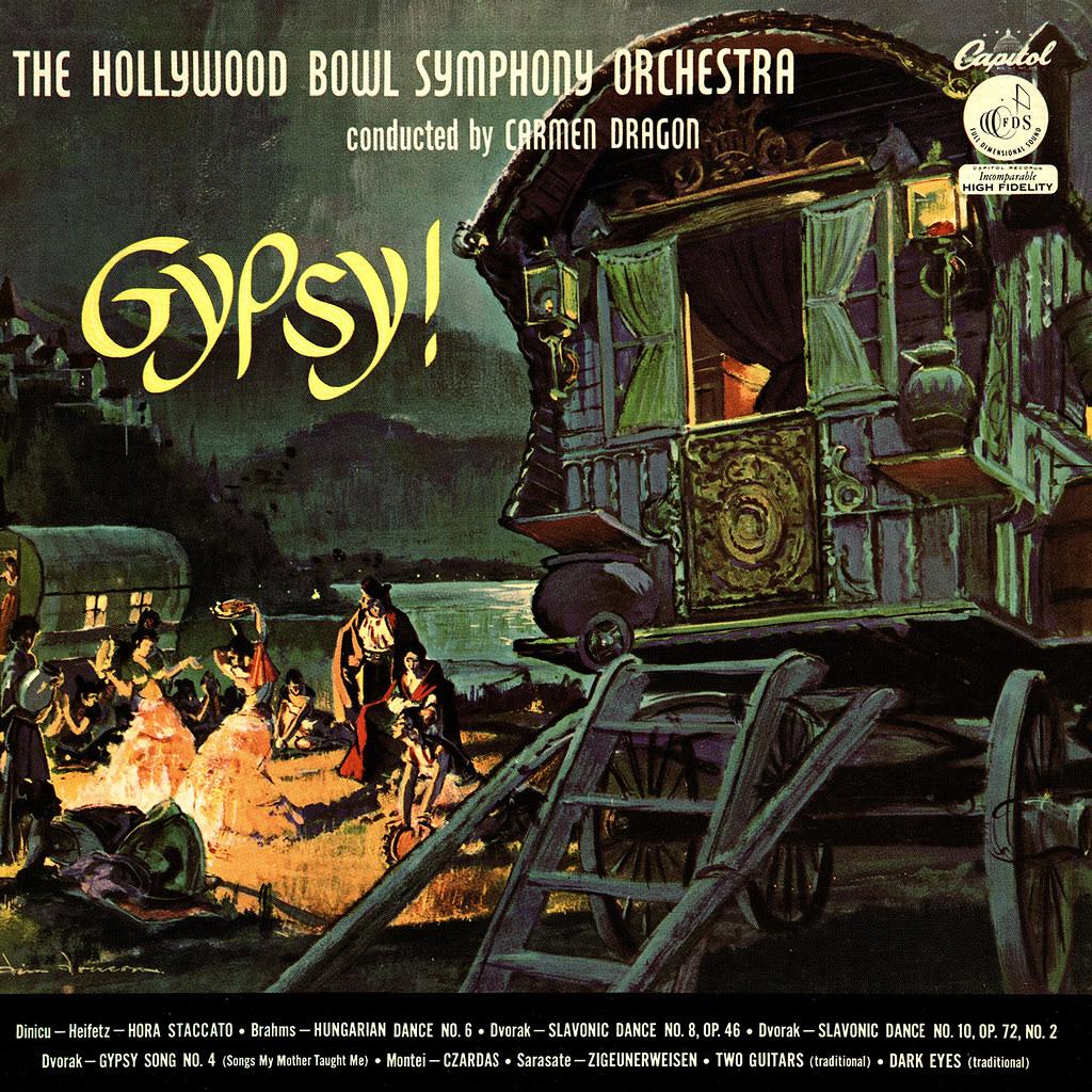 Carmen Dragon – Gypsy