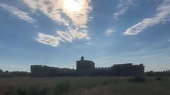 La forteresse de Salses.