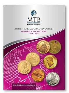 South Africa Graded Coins book cover