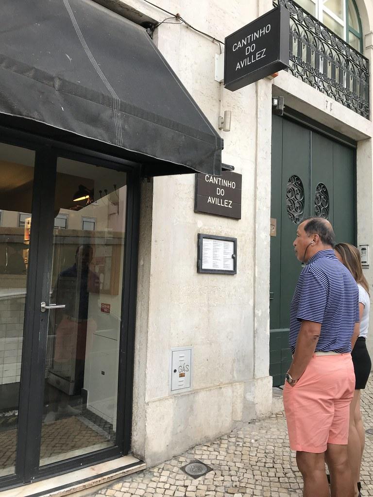 Cantinho do Avillez dinner June 20, 2018 017