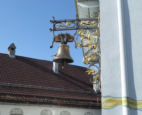 Zur Goldenen Glocke in Reutte in Tirol.