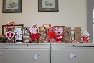 Staff Valentine's Bags