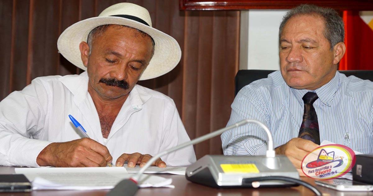 Firman convenios de cooperación interinstitucional