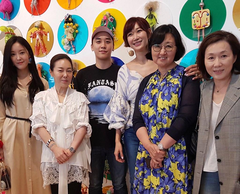 BIGBANG via yoooouBB - 2018-07-11  (details see below)