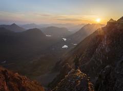 Liathach Sunrise