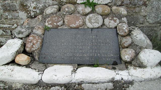 Neil M Gunn Memorial, Dunbeath