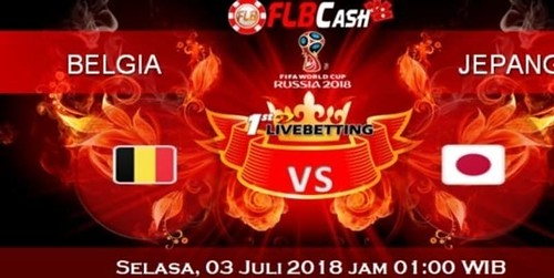 Prediksi Bola Piala Dunia – Belgia vs Jepang, hari Selasa, 3 Juli 2018