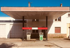 Petrol Station (Deserted)