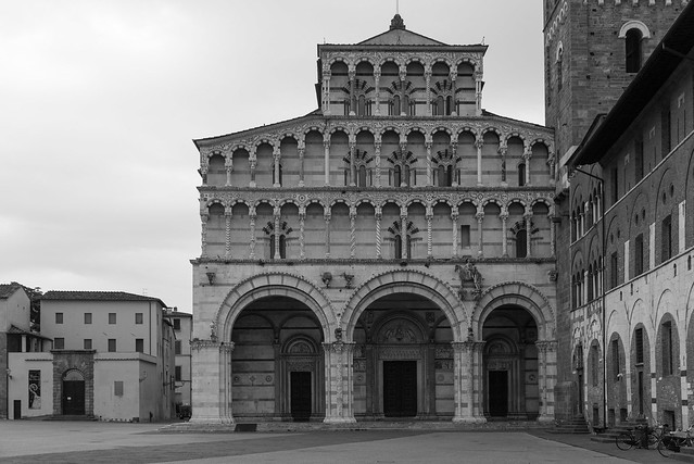 The Cathedral museum at Lucca