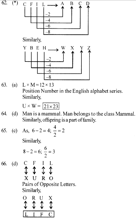 ssc-reasoning-solved-papers-analogy - 16
