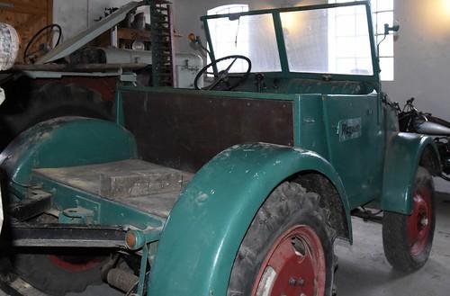Ein altes Wagner-Mobil - Oldie-Werkstatt; Linden, Dithmarschen (95)