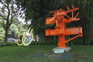 The Steel Sculpture